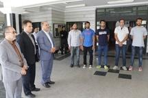 بدرقه قایقرانان ملی پوش آذربایجان غربی برای بازیهای آسیایی جاکارتا