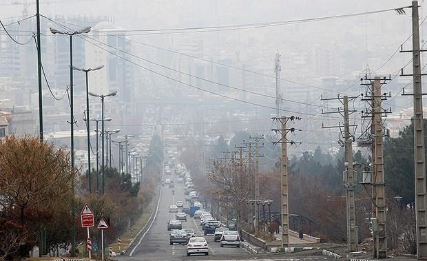 وضعیت کیفی هوای البرز سالم است