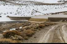 ارتباط جاده ای 11 روستا با مرکز شهرستان اردل قطع شد