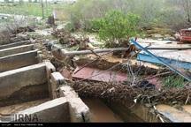 هزینه بازسازی خسارت سیل در کرمانشاه 765میلیارد تومان است