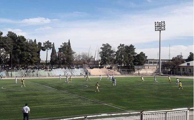 فجر شیراز، لیگ دسته یک فوتبال را با بُرد آغاز کرد