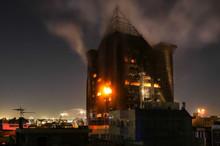 معاون آتش نشانی: عمده اماکن تجمع انسانی مشهد در برابر آتش سوزی ایمن نیستند