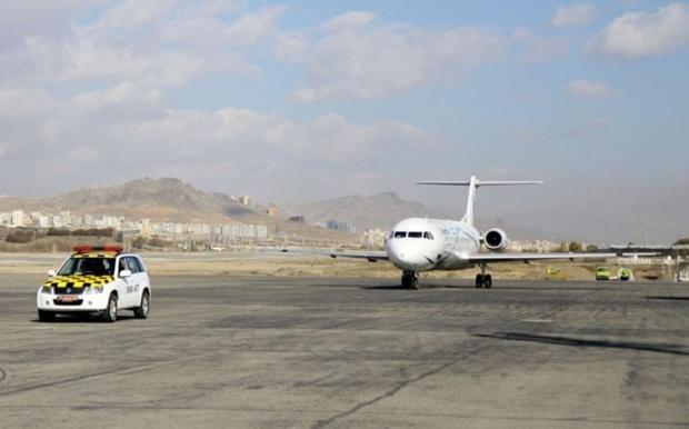 پروازهای فرودگاه سنندج تابستان امسال بیشتر می شود