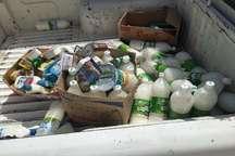 19 هزار و500 لیتر انواع نوشیدنی فاسد در ایرانشهر جمع آوری شد
