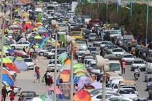 اسکان مسافران نوروزی در یزد 180 درصد افزایش یافت
