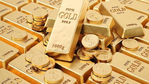 طلای جهانی بالای ۱۲۵۰ دلار ایستاد