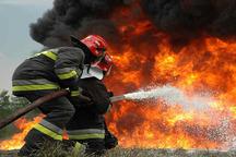 آتش نشانان پر تلاش خاش تجلیل شدند