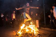 آمادهباش 220 نیروی آتش نشانی در ایام عید و چهارشنبه آخر سال