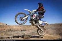 درخشش موتورکراس سواران البرزی در مسابقات کشوری