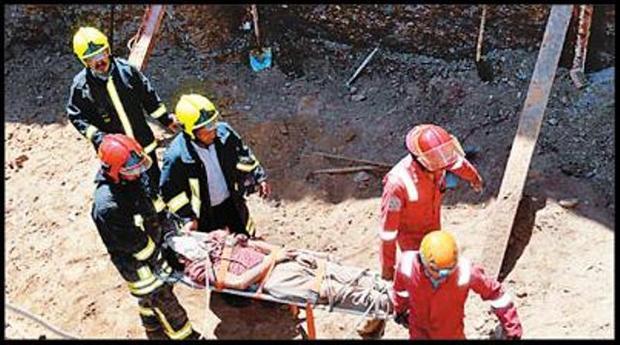 61 نفر در آذربایجان شرقی بر اثر حوادث کار جان باختند