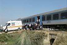 قطار باربری جوان اهوازی را به کام مرگ فرستاد
