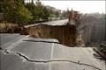 آخرین جزئیات رانش زمین در الیگودرز  قطع ارتباط 147 روستا با مرکز شول آباد