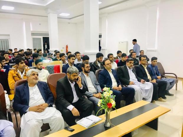 مراسم بزرگداشت روز دانشجو در خاش برگزار شد