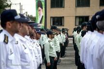 شورای شهر کرج، هفته نیروی انتظامی را تبریک گفت