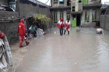 هلال احمر به 980 نفر در سیل جنوب کرمان امدادرسانی کرد
