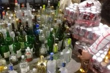 کشف 700 لیتر مشروبات الکلی در یزد