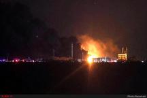 یکمنزل ویلایی در حومه مشهد منفجر شد