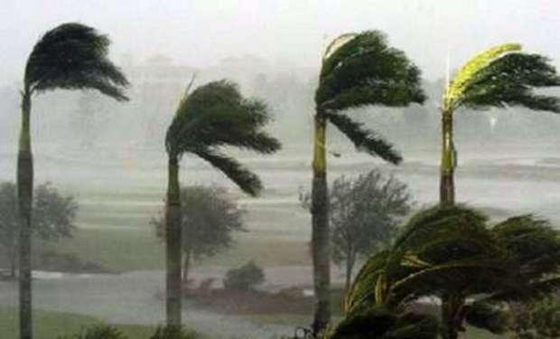سرعت باد در جزیره کیش و لاوان به 40 کیلومتر بر ساعت می رسد
