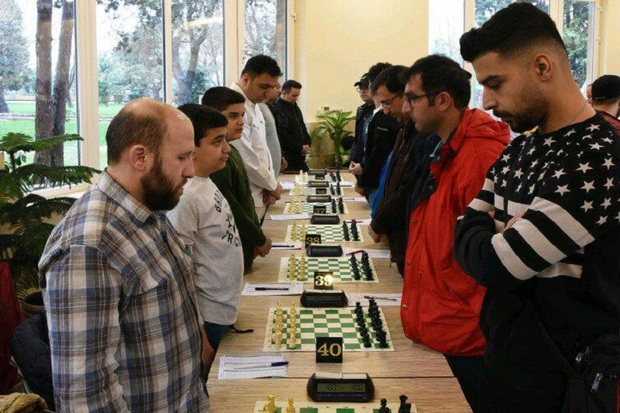 پنجمین دوره مسابقات شطرنج جام نوروز در قزوین آغاز شد