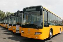 خدمات رسانی شرکت واحد اتوبوسرانی تهران برای نمازگزاران عید فطر