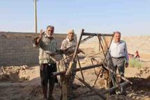 قنات یکهزار ساله یوسف شاهی بافق دوباره رونق گرفت