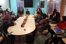'بیوک ملکی' مهمان جشن هفت سالگی خانه ادبیات کودک و نوجوان همدان