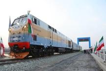 مشکل قراردادهای مالی طرح ملی راه آهن آستارا رفع شد