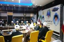 آغاز به کار هشتمین اجلاس منطقه ای جامعه مدرسین در تبریز