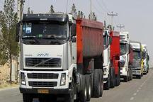 کامیون داران آذربایجان شرقی 40 هزار تن بار حمل کردند