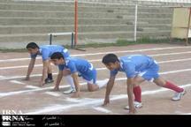 برگزاری مسابقه دوومیدانی دانش آموزی در البرز