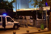 صدور حکم بازداشت ۲۴۹ کارمند وزارت خارجه ترکیه