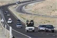 تردد خودروها در جاده های کردستان نوروز امسال کاهش یافت