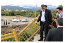 150 واحد مسکونی در نوشهر براثر سیل دچار آبگرفتگی شد