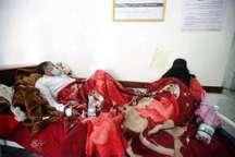 وبا جان 180 یمنی را گرفت
