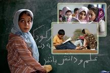 جذب دانش آموزان بازمانده از تحصیل در دزفول