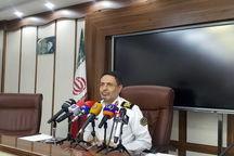 تردد کامیون در تهران همچنان ممنوع است