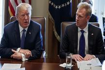ترامپ وزیر دفاع جدید خود را معرفی کرد