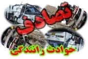 برخورد اتوبوس با پژو در مهران چهار کشته بر جا گذاشت