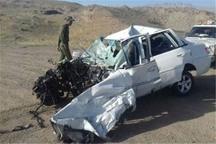 برخورد 2 دستگاه سواری در تاکستان سه کشته برجای گذاشت