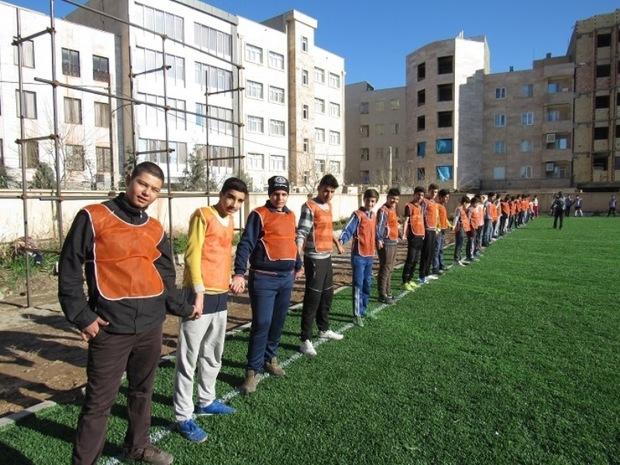 بهره برداری از سه پروژه ورزشی در البرز آغاز شد