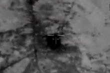 اولین فیلم از لحظه اصابت موشکهای نقطهزن  سپاه به اهداف از پیش تعیین شده