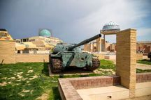پارک موزه دفاع مقدس گیلانغرب بزودی به بهره برداری است