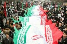 راهپیمایی 22 بهمن در 149 نقطه خراسان رضوی برگزار می شود