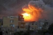 بمباران مجدد صعده با بمب های خوشه ای توسط عربستان