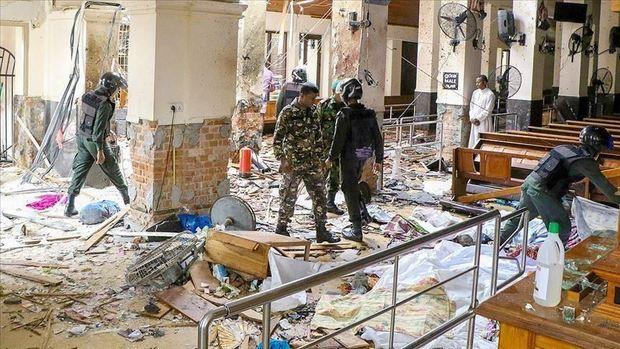 وزیر دفاع سریلانکا مدعی شد:حملات روز یکشنبه واکنش به حمله تروریستی به دو مسجد در نیوزیلند بود