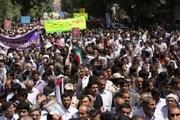 راهپیمایی روز قدس در کهگیلویه و بویراحمد آغاز شد