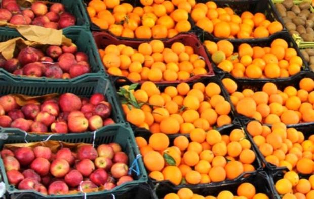 میوه شب عید در 10 نقطه از شهر مراغه عرضه می شود