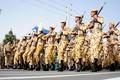 تیراندازی افراد ناشناس به مراسم رژه روز ارتش در اهواز  مهاجمان 2 نفر  بودند