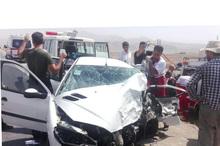 سانحه رانندگی در جاده  محلات - دلیجان یک کشته داشت