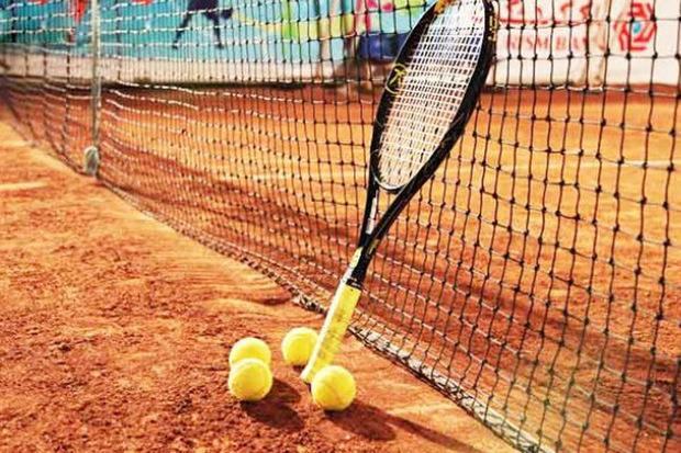مسابقات تنیس قهرمانی آسیا در مشهد آغاز شد
